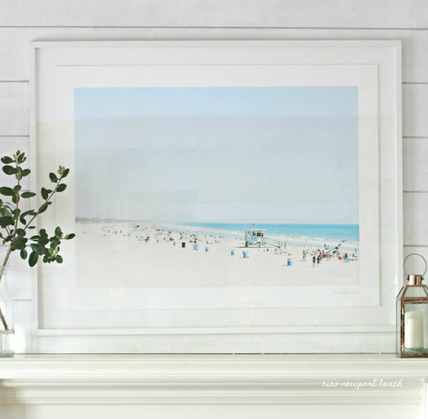 ciao! newport beach: my favorite and best framing