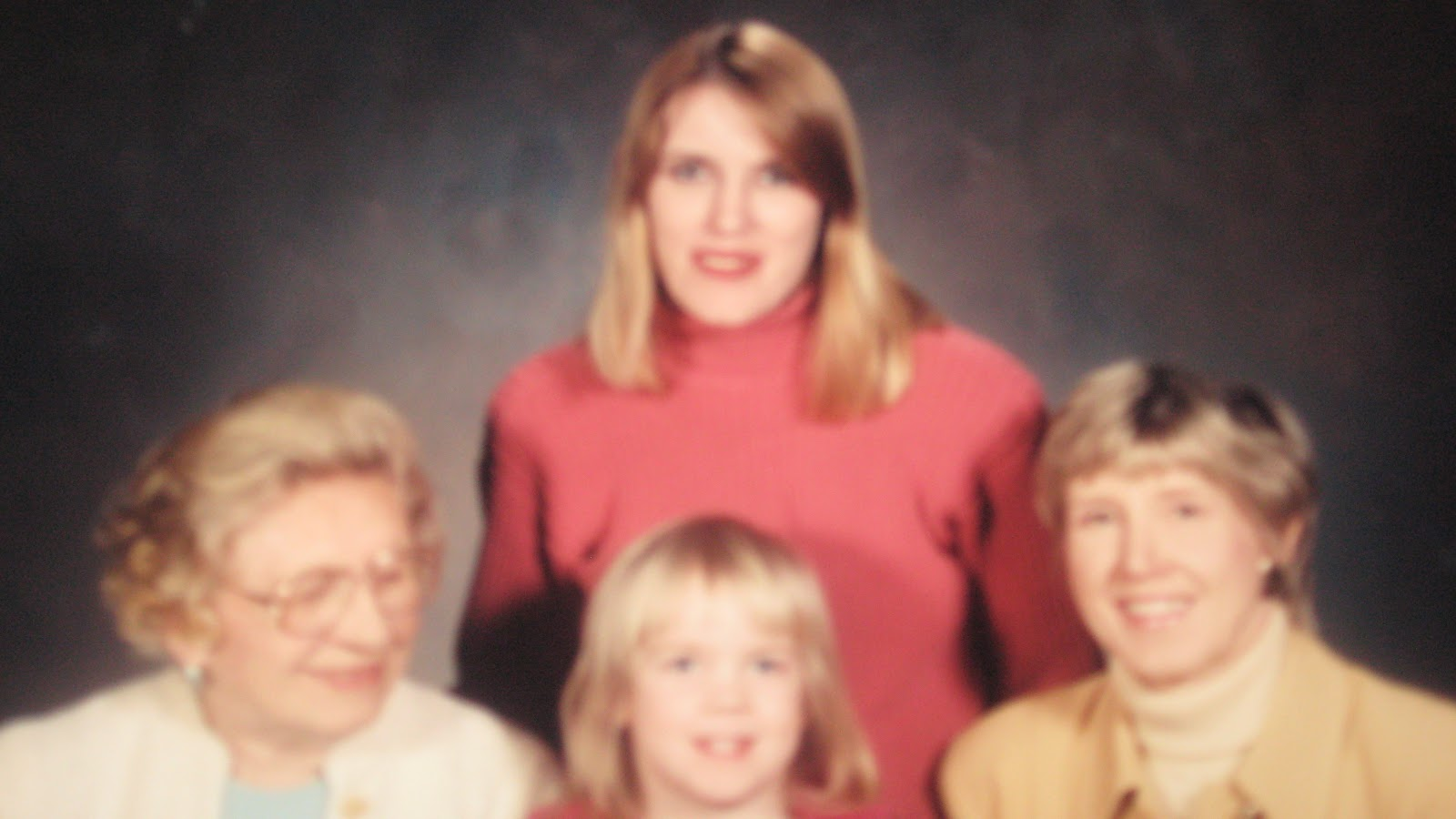 Four generations in 1996