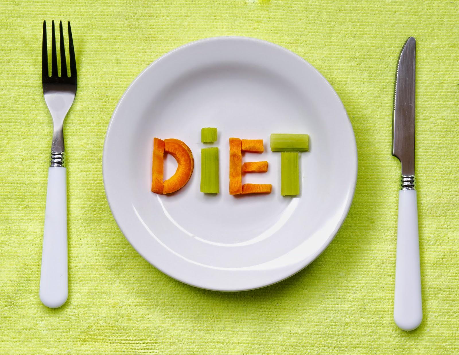 5 Makanan Yang Dapat Membantu Anda Diet