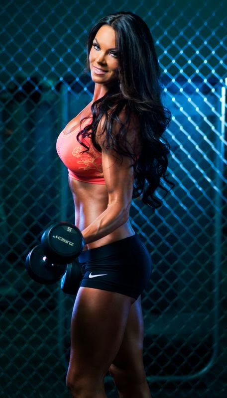 Amber Dawn Orton - Female Fitness