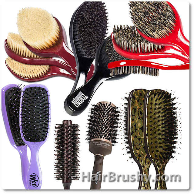 Why are boar bristle brushes expensive
