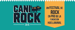 FESTIVAL CANIROCK 2015