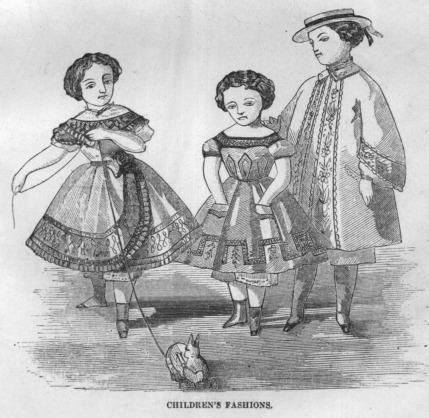 4c150e3fb0fd Civil War Era Clothing  Civil War Era Children s Fashions ...