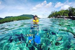 Wisata Pulau Rubiah Di Sabang