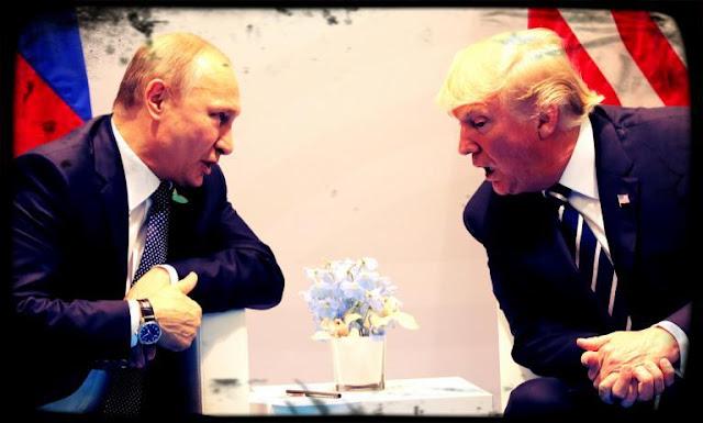 """Κατασκοπευτικό θρίλερ! """"Κάτω τα χέρια""""! Έξαλλος ο Πούτιν με τον Τραμπ -Καταγγελία Πούτιν: """"Οι αμερικανικές μυστικές υπηρεσίες ψάχνουν τους Ρώσους διπλωμάτες"""""""