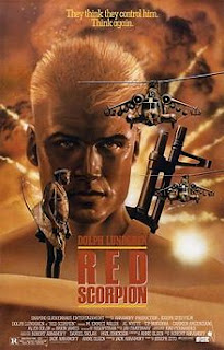 Sinopsis Film Red Scorpion (1988)