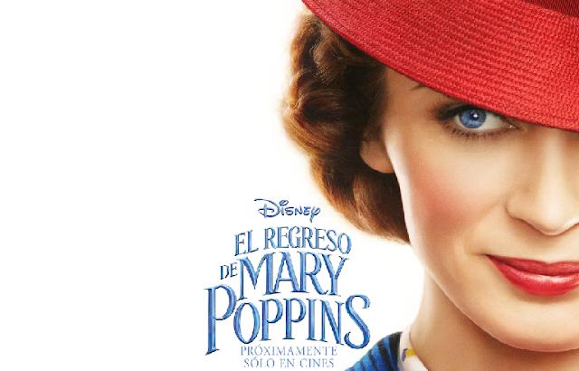 Nuevo Trailer de El Regreso de Mary Poppins 2018 | Emily Blunt