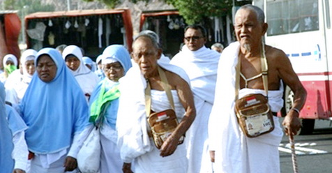 DPR Minta Kemenag Mengurut Antrian Haji Berdasarkan Usia