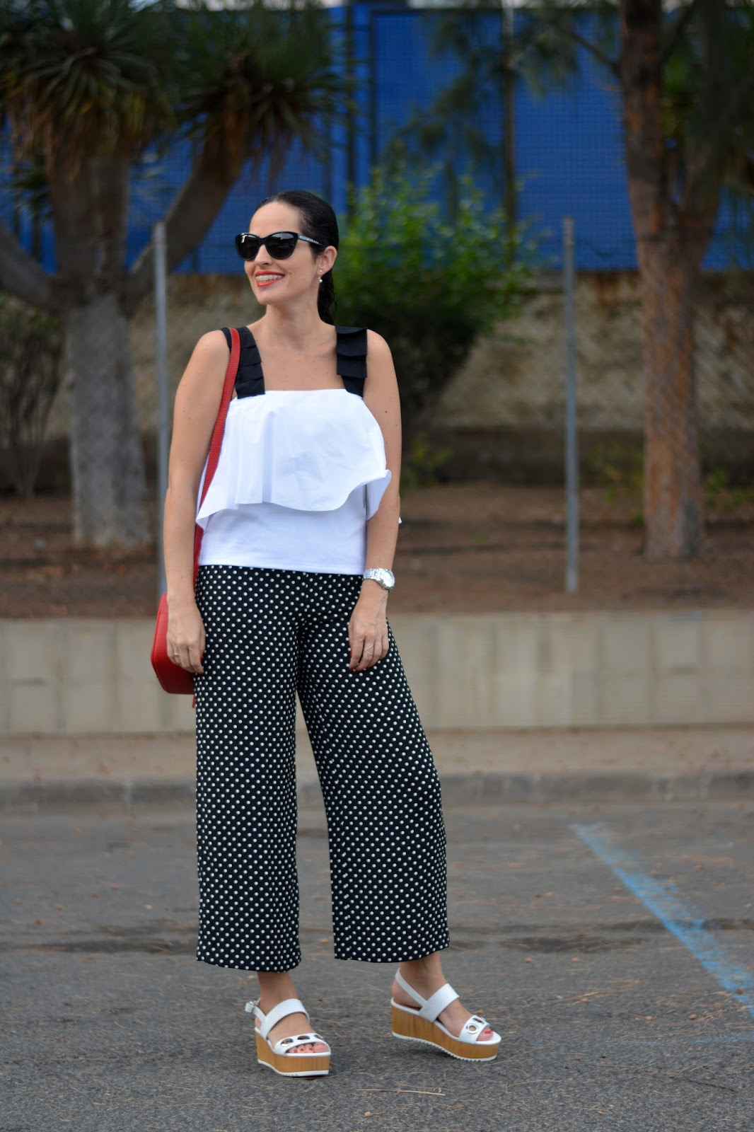 zara-polka-dots-trousers-outfit-gema-betancor