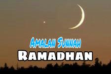 Inilah Sunnah yang harus dilakukan di bulan Ramadhan