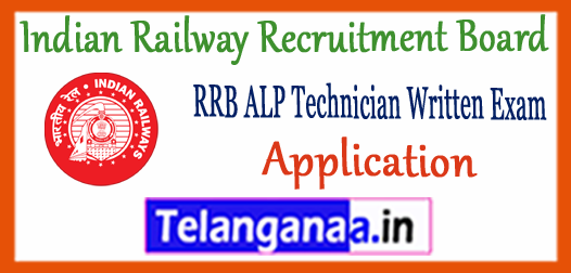 RRB Indian Railway Recruitment Board ALP Technician Eligibility 2017 Application