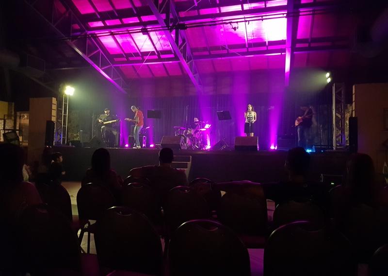 Shows no Costão do Santinho Resort