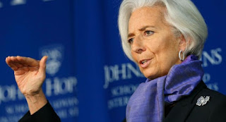 Κομβική για το ελληνικό χρέος η επίσκεψη της Λαγκάρντ στην Αθήνα