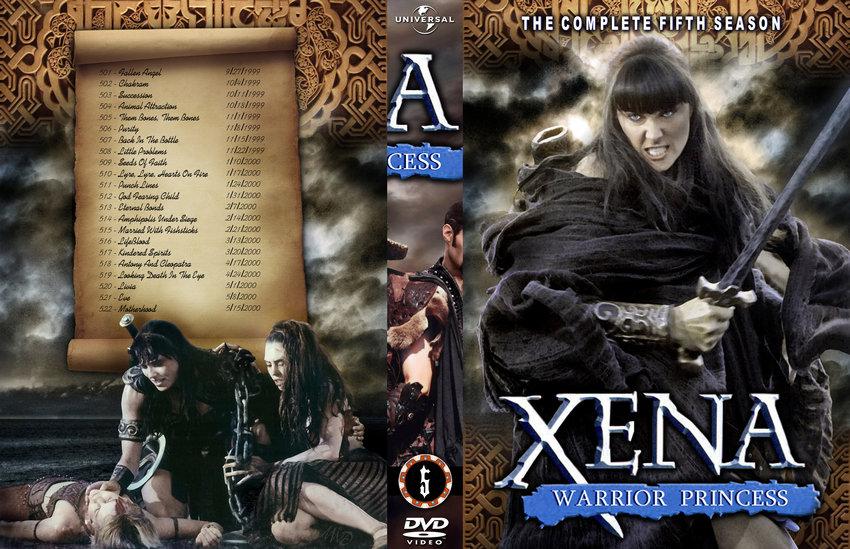 Filmovízia: Xena - Warrior Princess [1995-2001]