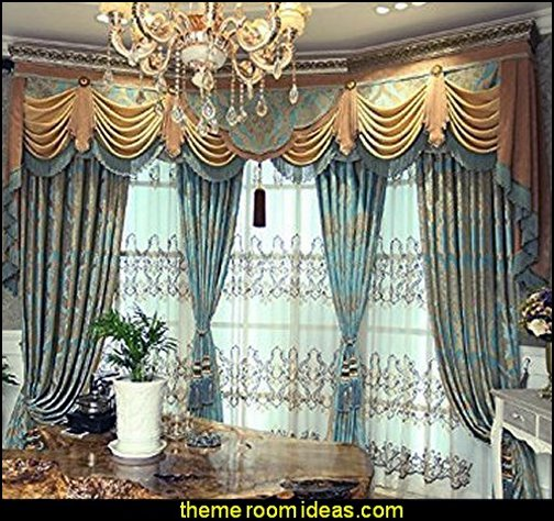marie antoinette curtains  Luxury bedroom designs - Marie Antoinette Style theme decorating ideas - French provincial furniture baroque style - Louis XVI furniture - Rococo furniture - baroque furniture - marie antoinette bedroom ideas - marie antoinette bedroom furniture - luxury bedding -  luxury curtains - luxury dining - luxury furniture - luxury living