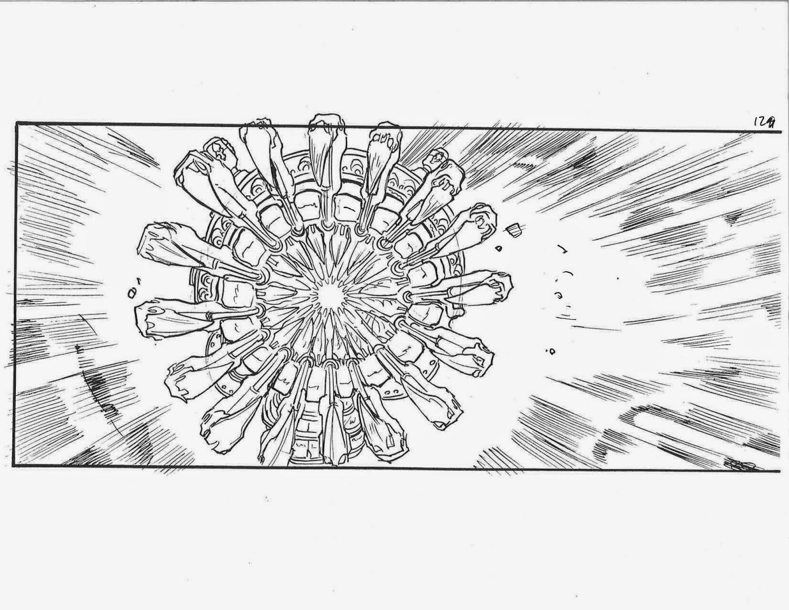 Ricardo Delgado's blog: Matrix tunnel sequence put together!