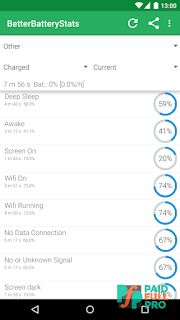 Better Battery Stats apk Paid download