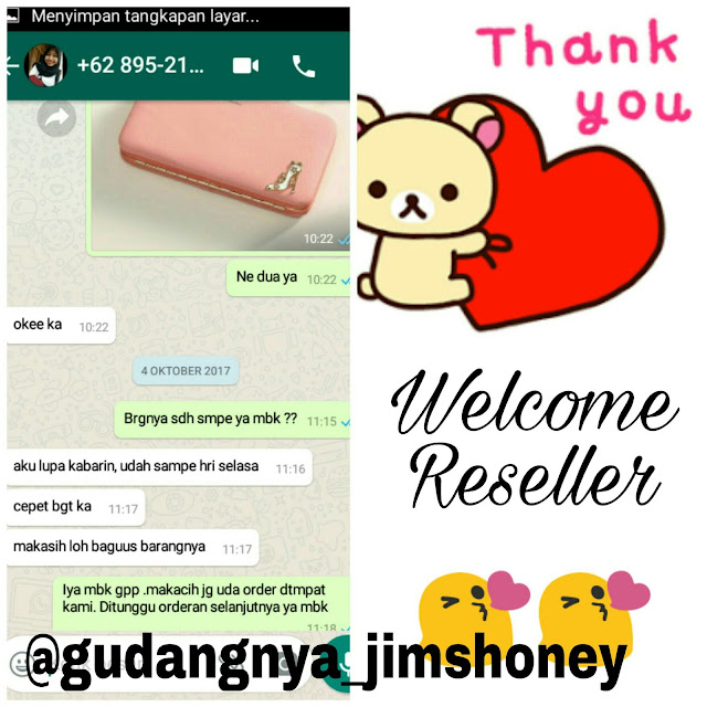 testimoni Gudangnya Jims Honey