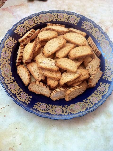 RecetteFekkas Marocain