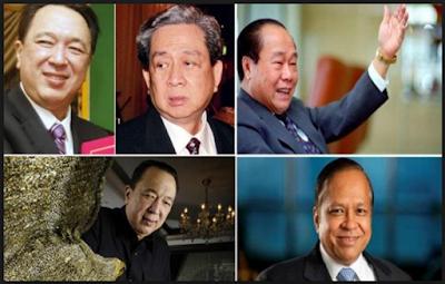 10 Miliarder di Indonesia Versi Forbes