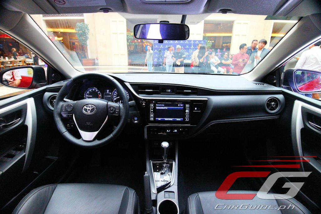 Toyota Motor Philippines Gives 2017 Corolla Altis an A ...