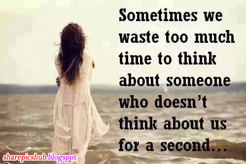 Sometime We Waste Sad Love Quote | Alone Girl Quotes in ...