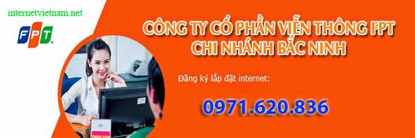 Đăng Ký Internet FPT Phường Kinh Bắc