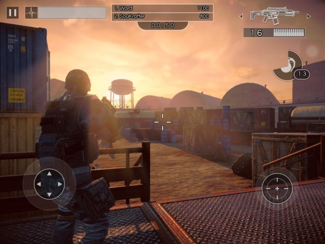 Download Game FPS Android Afterpulse Mod Apk