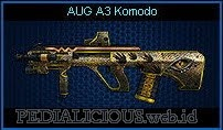 AUG A3 Komodo