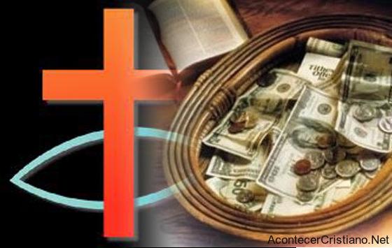 El diezmo de cristianos