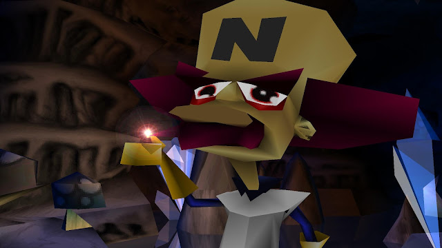 Crash Bandicoot 2: Cortex Strikes Back - Captura 2