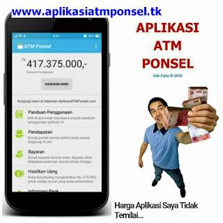 cara download aplikasi atm ponsel-aplikasi atm ponsel ajaib penipuan-bukti penghasilan aplikasi atm ponsel