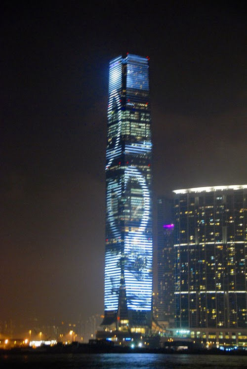 ICC Tallest Building hong kong china
