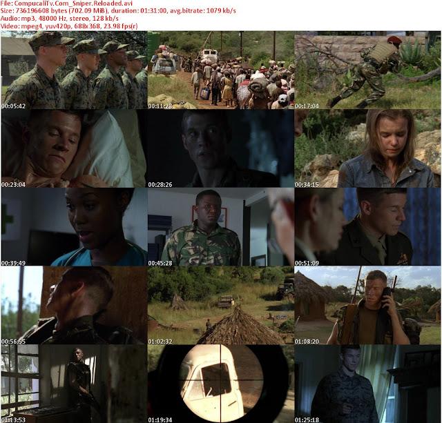 Descargar Sniper Reloaded [2011] [BrRip] [Español Latino] 1 Link