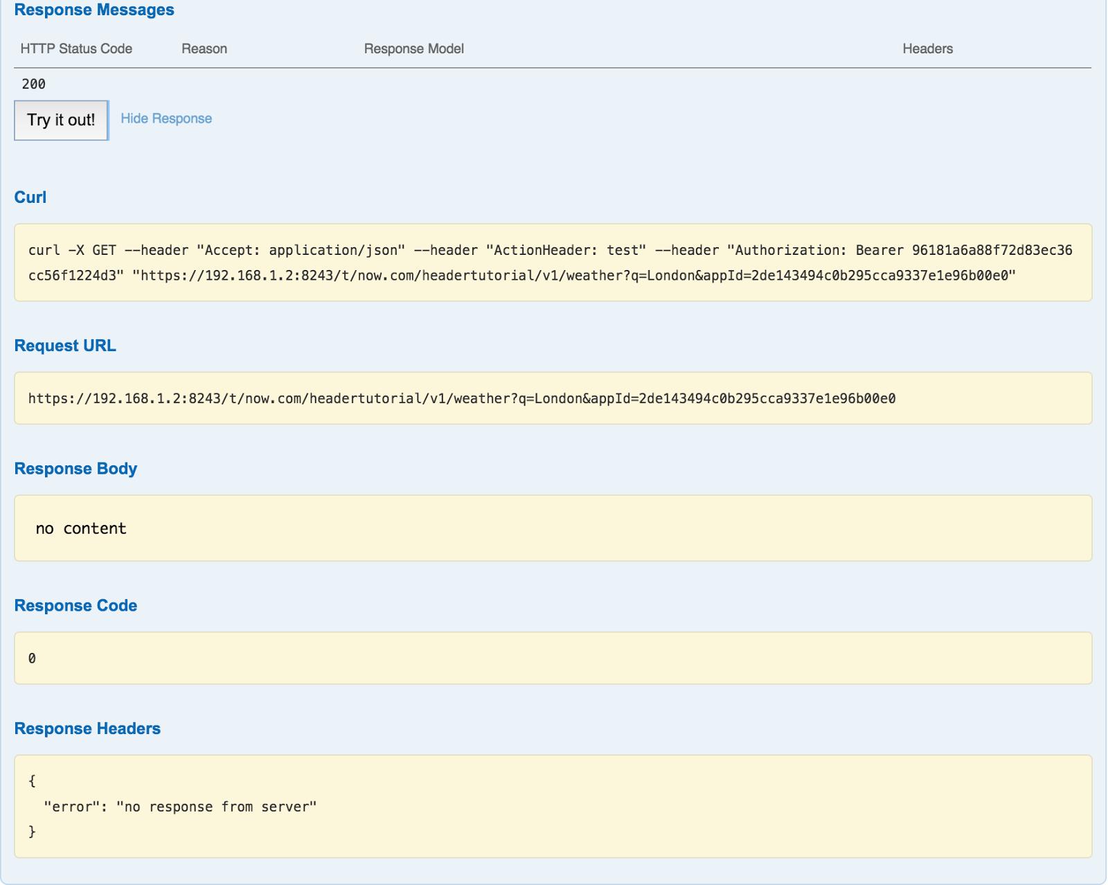BAKIlisation: WSO2 API Manager Using custom headers via