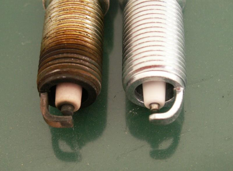 D Changing Spark Plug Cylinder Image together with Autolite Spark Plug Reading X moreover D Does Spark Plug Look Bad You A besides Plugs also Spark Plugs. on bad spark plugs look like