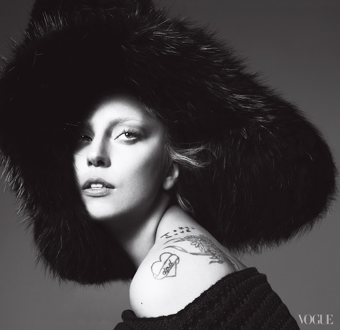 57ad027b20fb Fashiontography  Lady Gaga by Mert Alas   Marcus Piggott