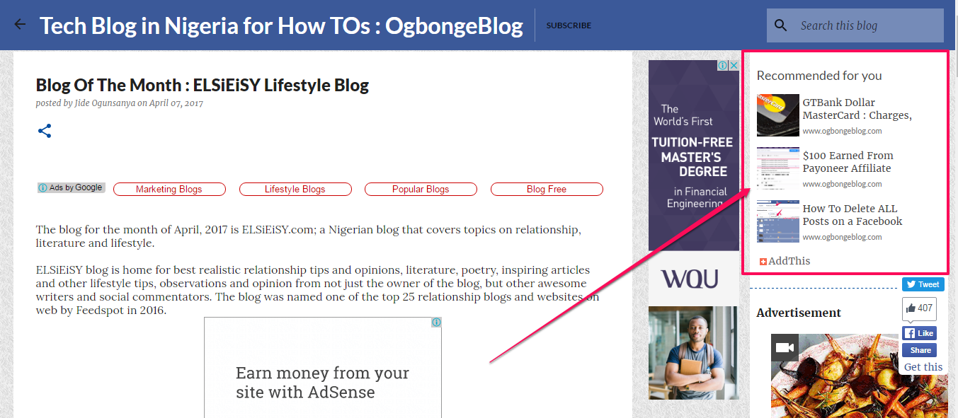 Addthis Related Posts Widget For Blogger How To Delete Facebook Page Quickly  Solution For How To