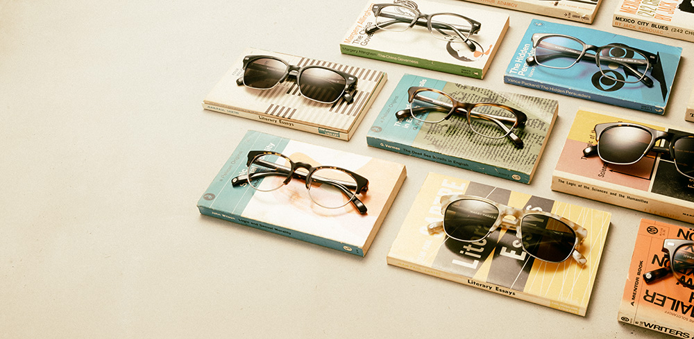 706c31b85fc The acetate frames from the Fall Collection retail for  95. Styles  featuring both acetate and stainless steel retail for  145. Warby Parker  offers free ...