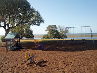 Park at Nudgee Beach