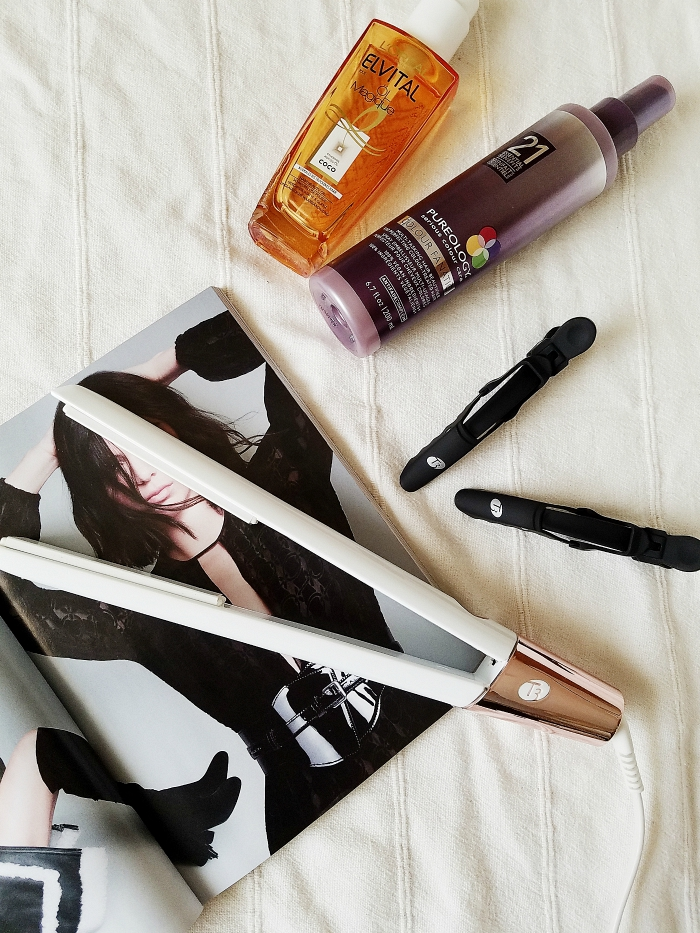 t3micro Singlepass Luxe Straightening & Styling Iron  review erfahrungen 1