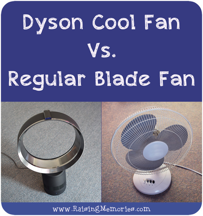 Blade Fan vs. Dyson Fan