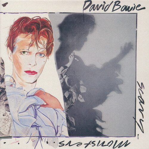 David Bowie Scary Monsters FLAC