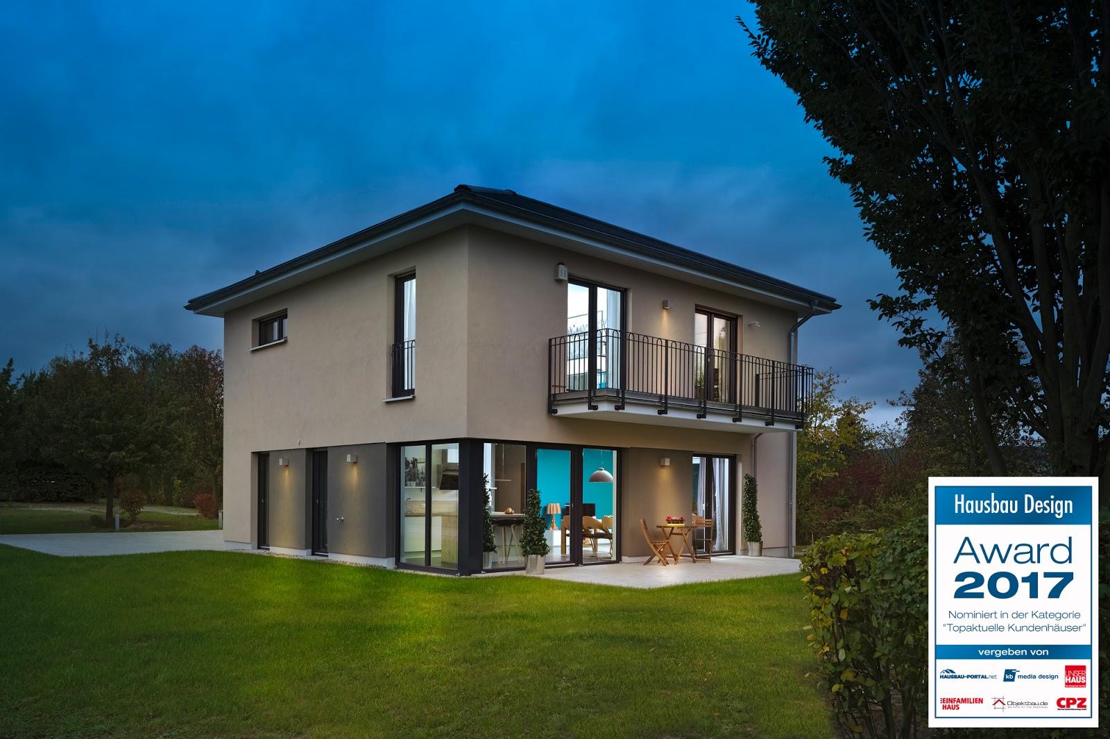 Heinz von Heiden: Deutscher Musterhauspreis 2017 und Hausbau Design ...