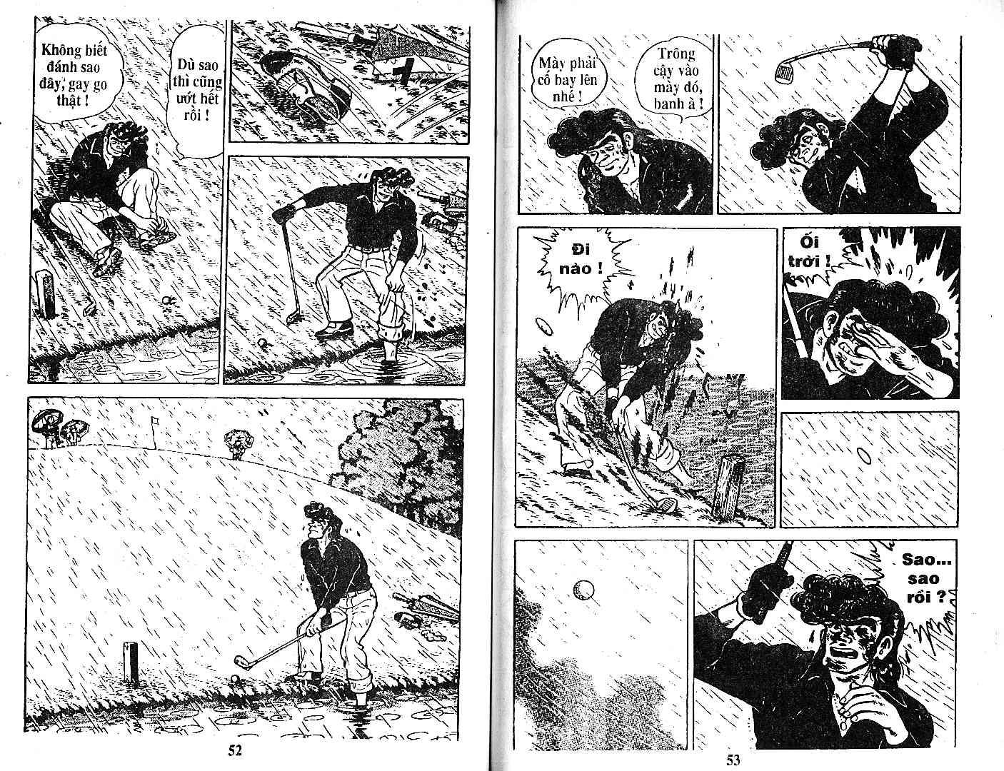 Ashita Tenki ni Naare chapter 27 trang 25