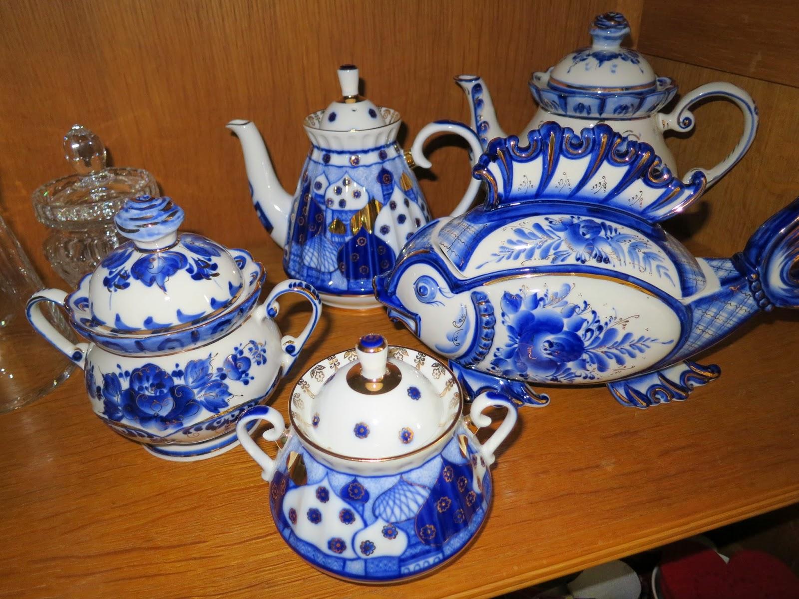 Venäläinen Teekannu