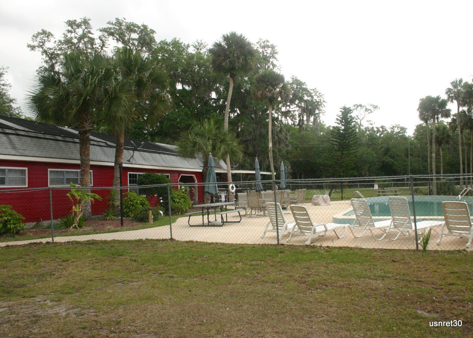 The Old Salt April 2012 Sugar Mill Ruins Rv Park