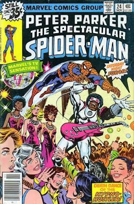 Spectacular Spider-Man #24, Hypno-Hustler