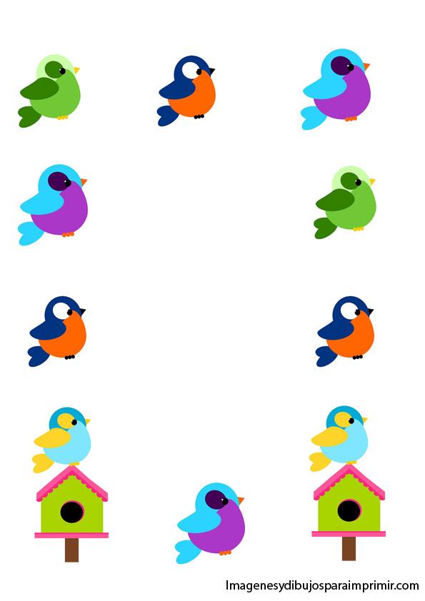 Margenes Infantiles Para Imprimir Imagenes Y Dibujos Para