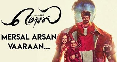 Mersal Arasan Vaaraan… | Mersal Teaser Duration! | Vijay | Atlee